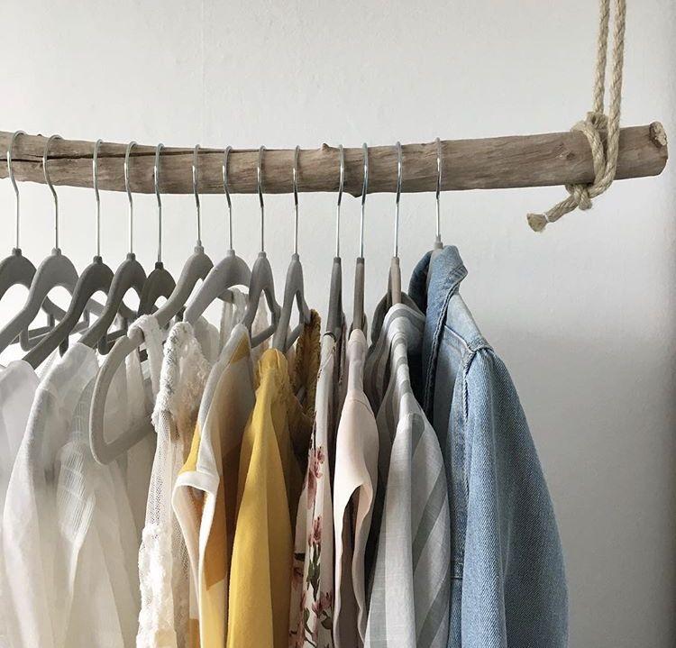 Hängende Garderobe Aus Holz Garderobe Holz Garderobe Und