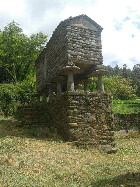 Horreo. Galicia