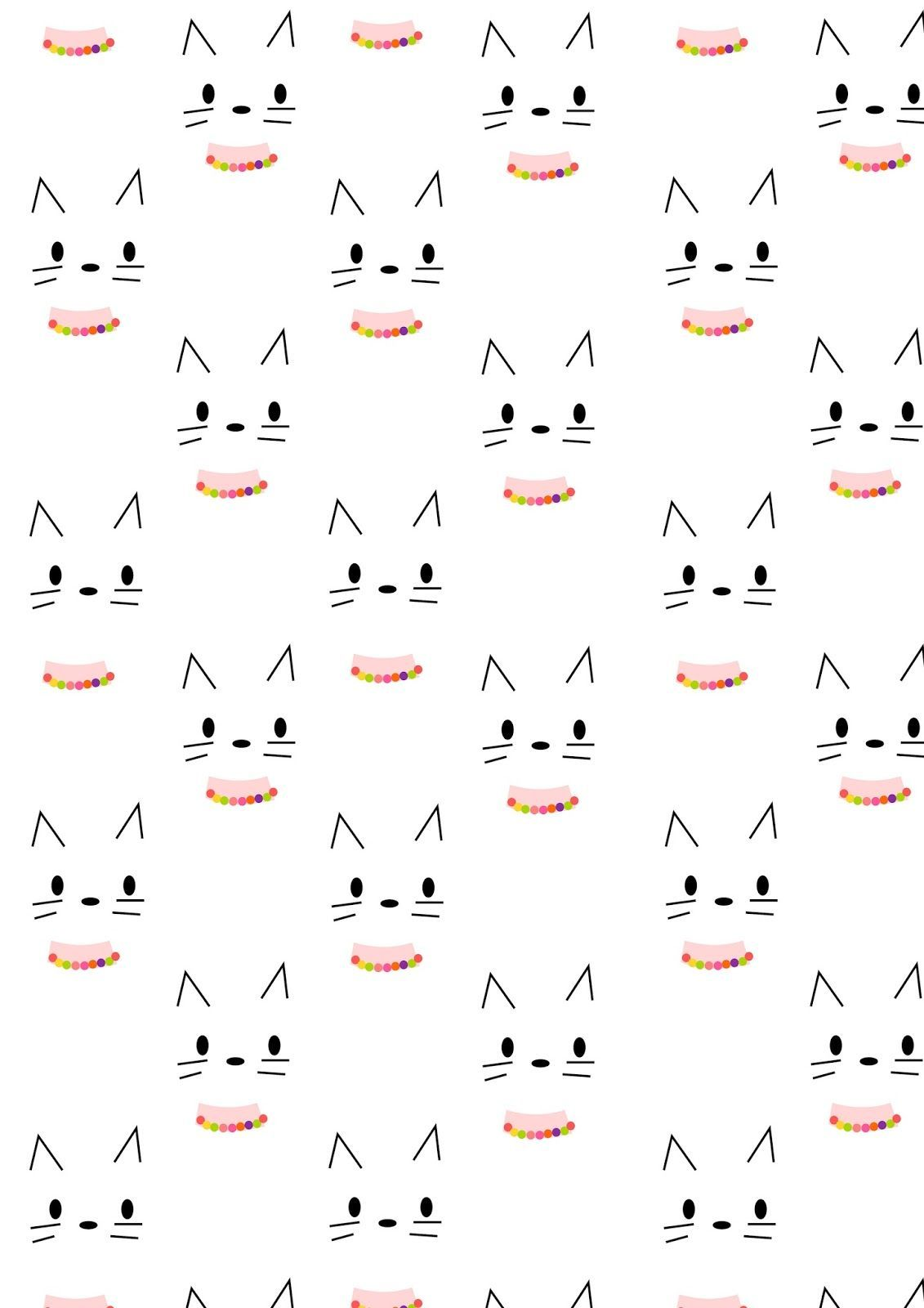 digital invites and iphone wallpapers for HALLOWEEN | Halloween cat ...