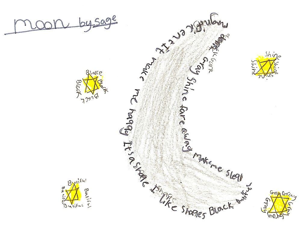 Shape Poems   Poem, Shapes and Writing ideas