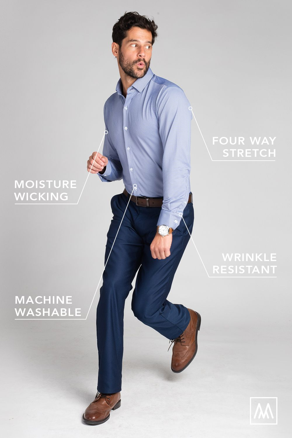 search for best nice shoes in stock The most essential performance dress shirt, so comfortable ...