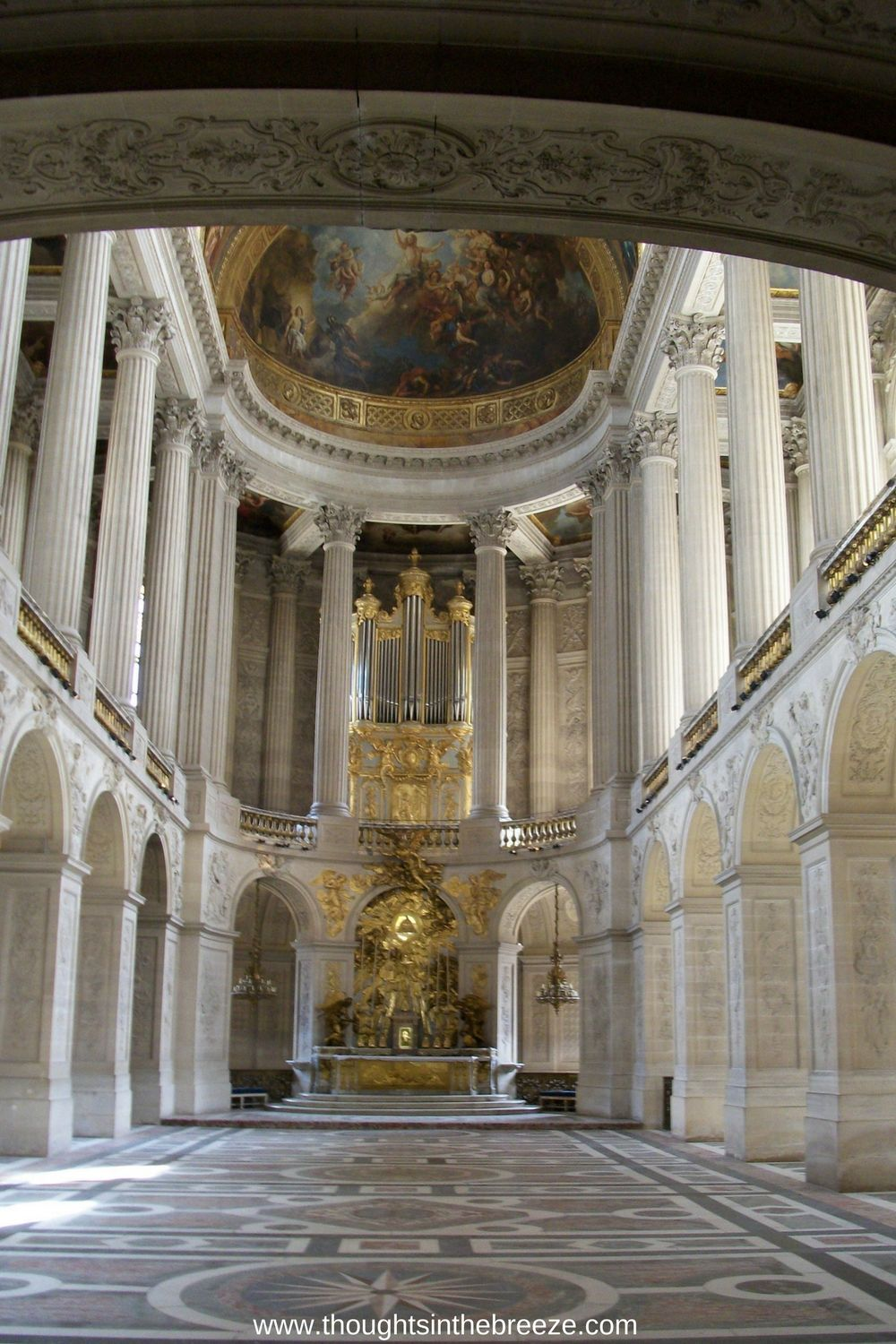 Spend a day in the Chateau de Versailles, visit the Hall of Mirrors ...