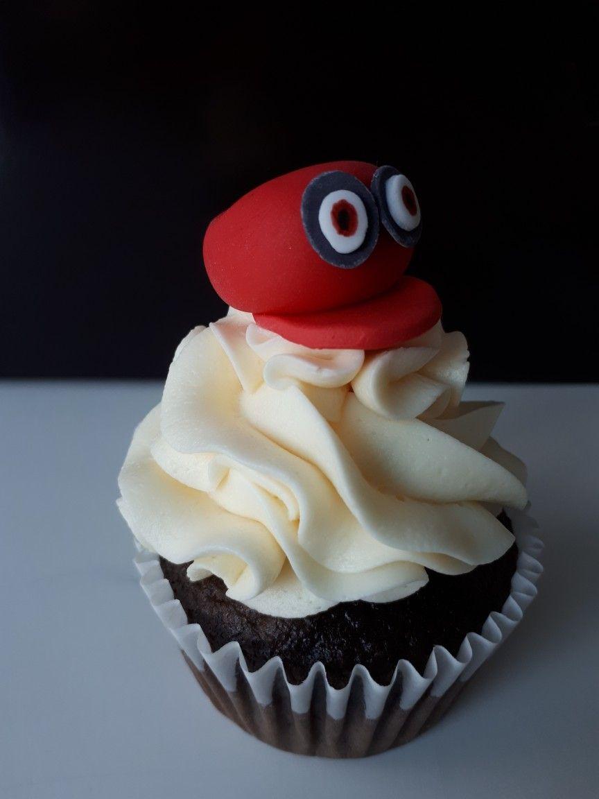 Mario Odyssey Cupcakes By Cakewalk Confections Super Mario Birthday Party Mario Birthday Party Super Mario Birthday