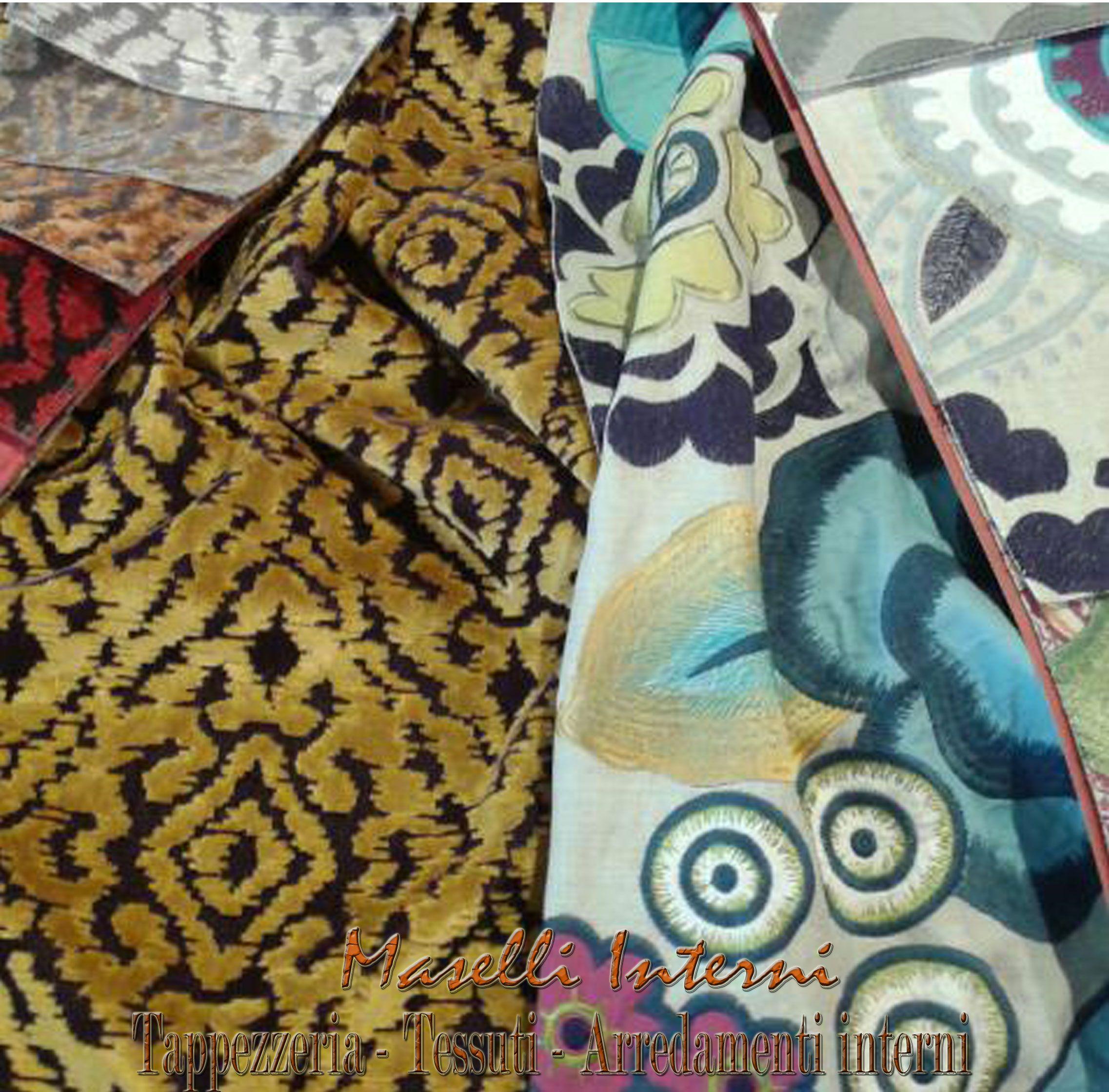 Tessuti in velluto e in lino perfetti per qualsiasi tipo for Carta da parati in velluto