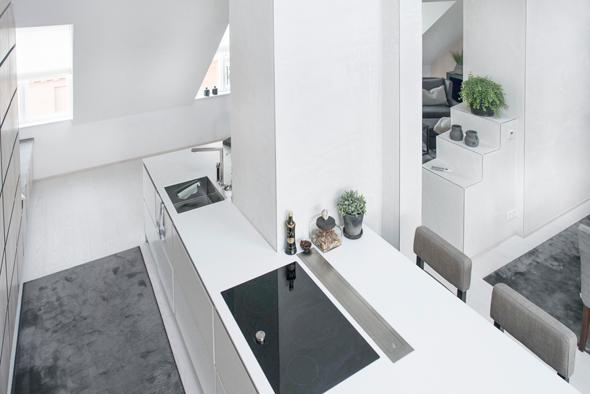 Wonen In Wit : Warm wonen in wit interieur keukens en