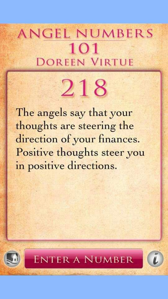 Numerology Training Homepage Positive Thoughts Numerology