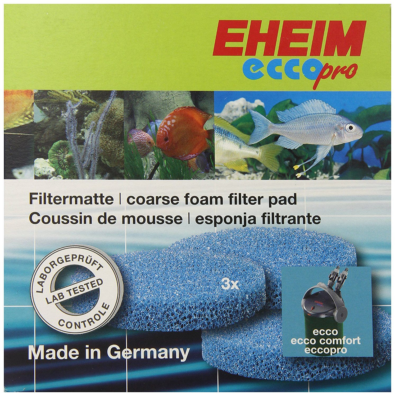 Eheim Ecco Pro Blue Coarse Filter Pads Filters Aquarium Pump Aquarium