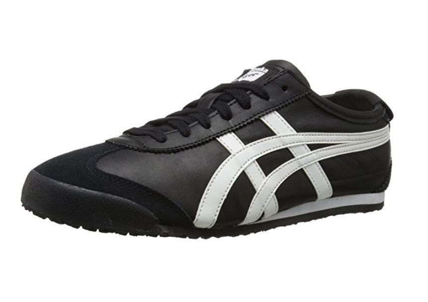 separation shoes 3ccef 9e863 Onitsuka Tiger Mexico 66 Fashion Sneaker Black   White Men s 12.5 US   fashion  clothing  shoes  accessories  mensshoes  athleticshoes (ebay link)