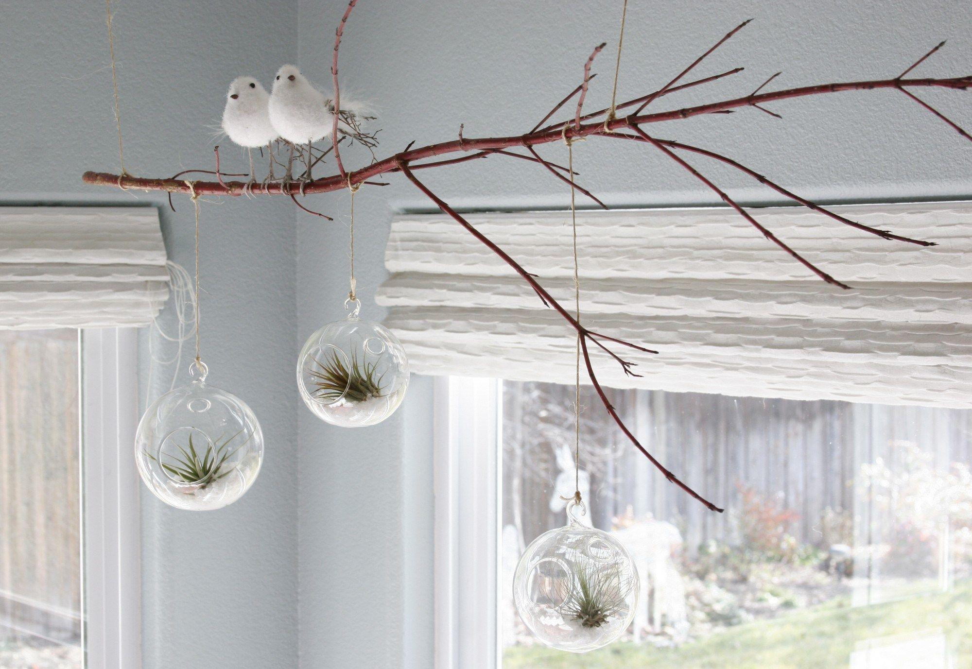 46++ Hanging tree branch decor trends
