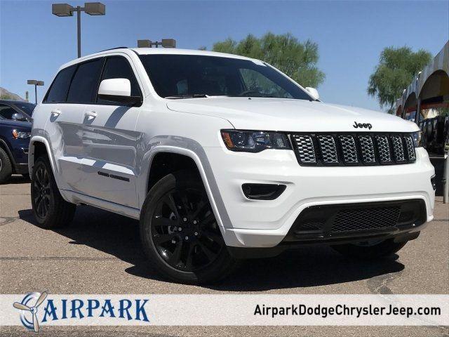 2017 Jeep Grand Cherokee Laredo 4x4 Suv 2017 Jeep Grand Cherokee
