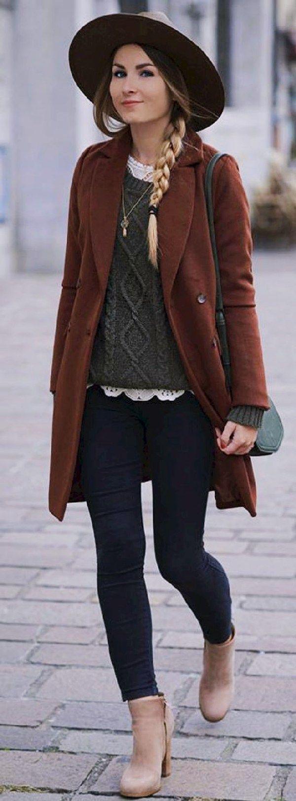 Photo of 40 typische Boho Winter Outfits, auf die Sie gewartet haben – Mode & Schönheit