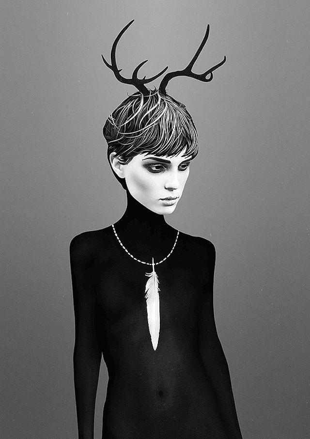 Beautiful Dark Illustrations by Ruben Ireland-23