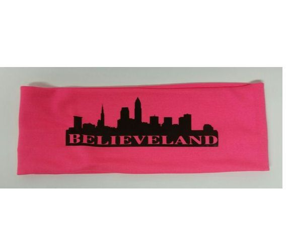 Cleveland Ohio Headband By GreatLakesDecals On Etsy Vinyl Decals - Custom vinyl decals cleveland ohio