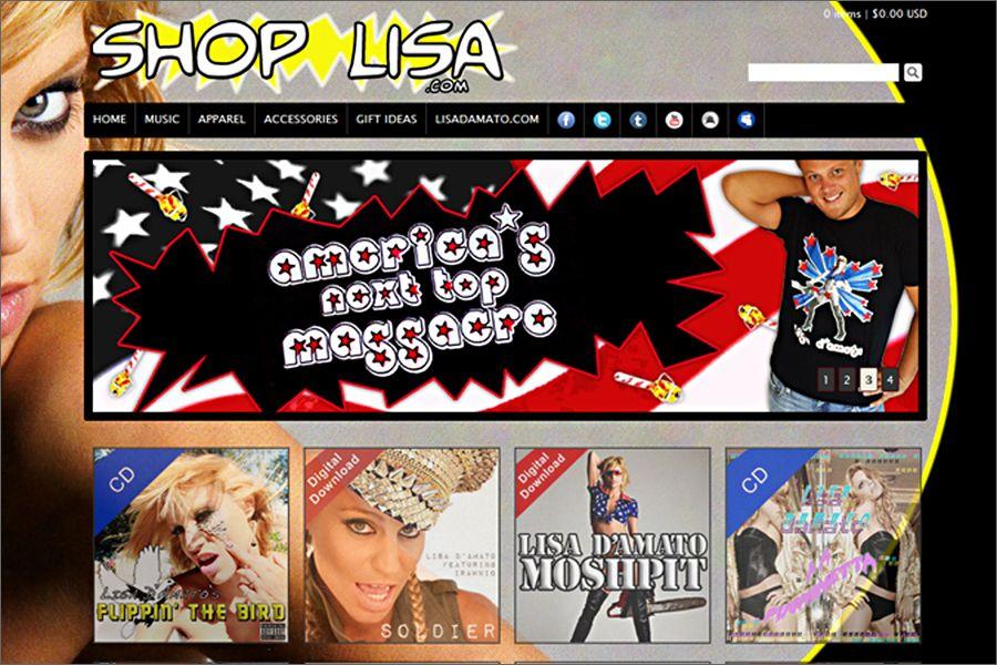 ShopLisa.com  http://www.clouiscreative.com