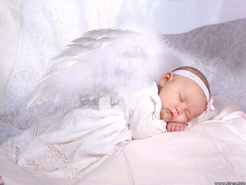 Sleepy Little Angel Baby Angel Sleeping Baby Pictures Cute Baby Photos