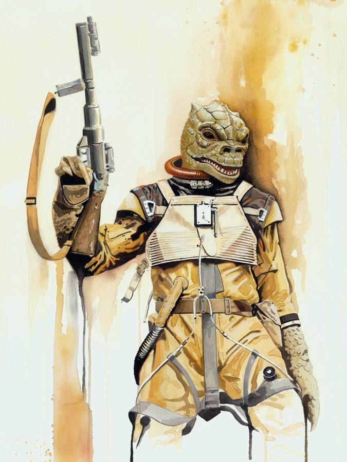 Bossk caza recompensas galactico