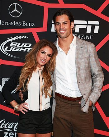 efd536476ff nfl jersey outlet Country Singer Jessie James, NFL Husband Eric Decker  Expecting First Child nfl online