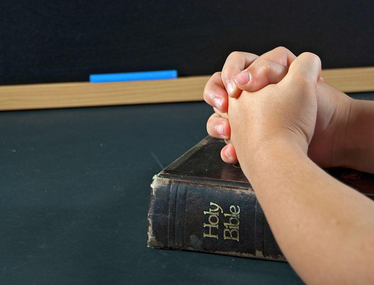 organized prayer in public schools