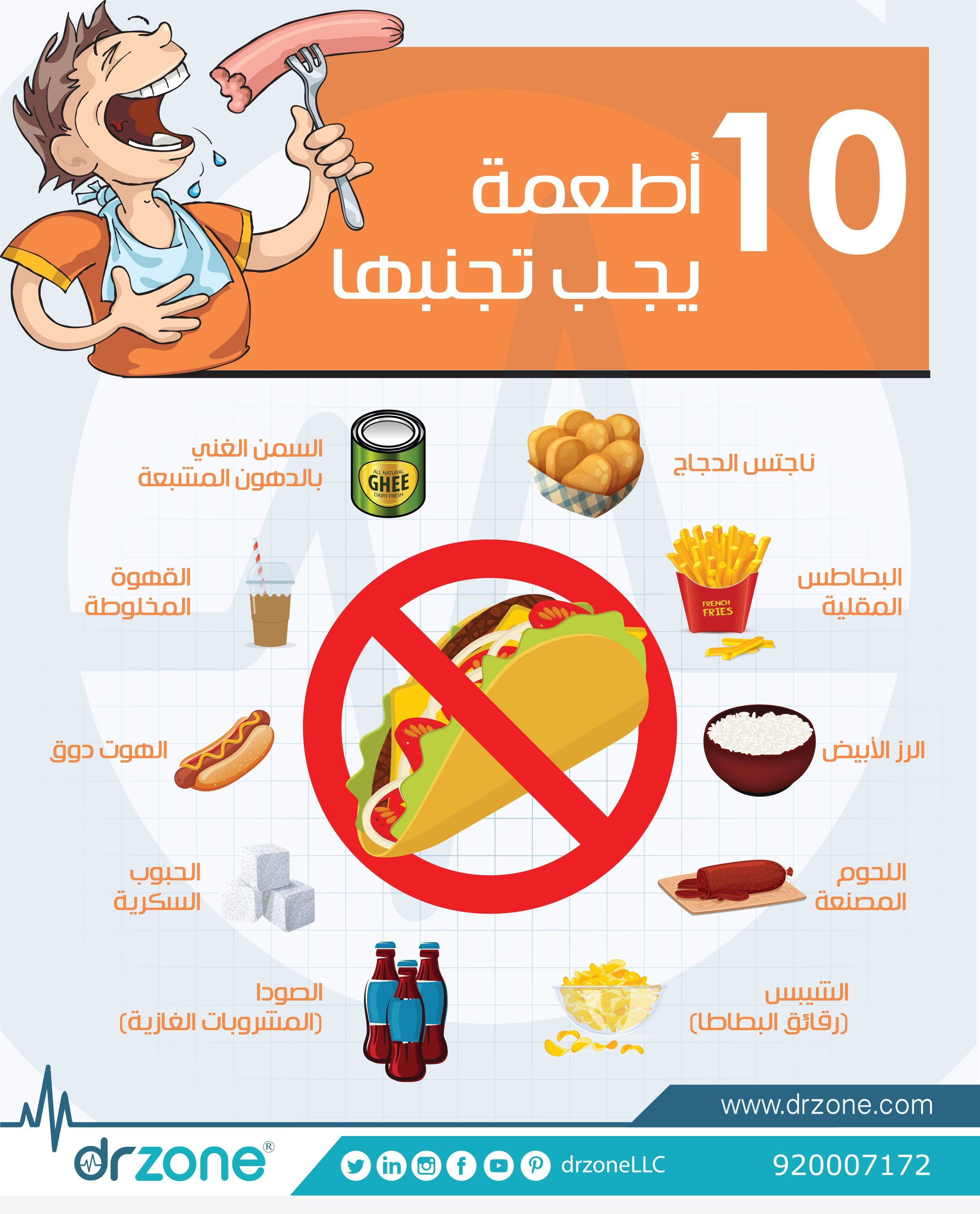 احذر أخطر 10 أطعمة على صحتك Ghee 10 Things Fries