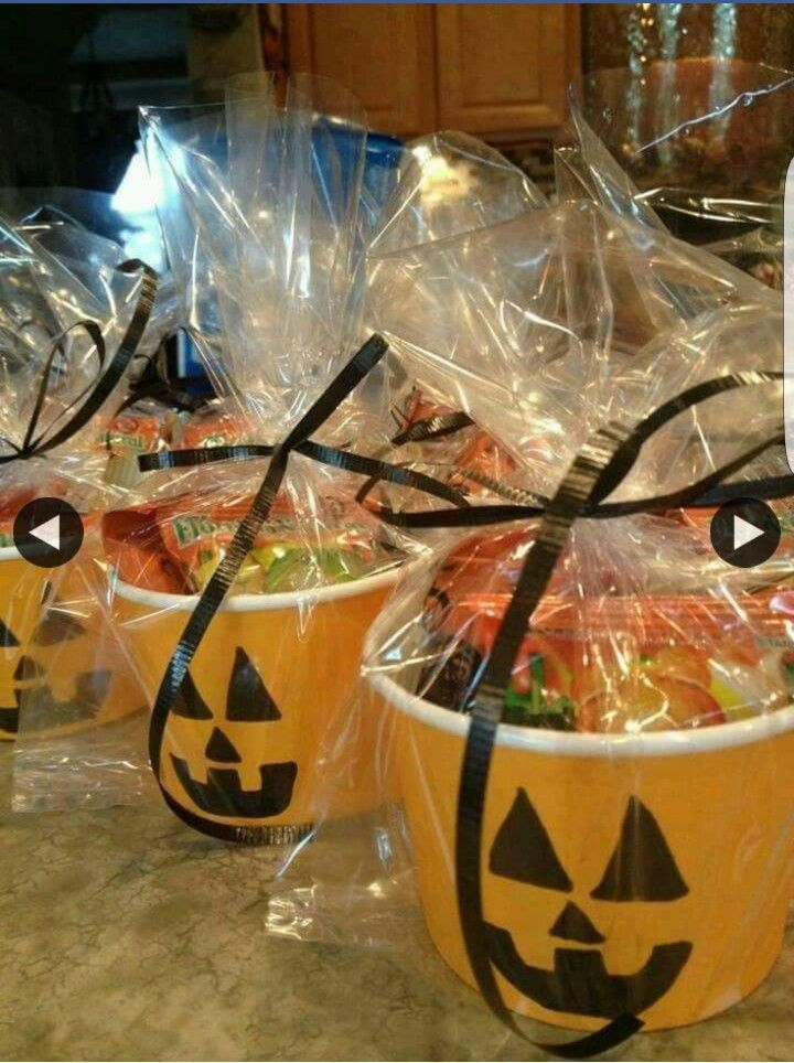 Pin by Karen Serpa on Halloween fun Pinterest Halloween ideas - halloween treat bag ideas