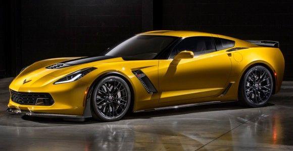 Corvette Z06 C7, 2
