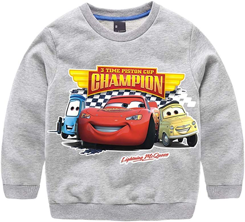 SUPERCARS SERIES CHILDRENS PULL OVER HOODIE