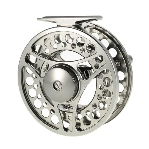 2+1BB Fly Fishing Reel Ultralight with Hand Conversion Fishing Gear ...