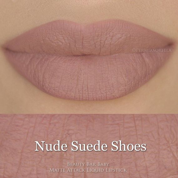 nude suede shoes liquid lipstick matte liquid by beautybarbaby makeup whore pinterest. Black Bedroom Furniture Sets. Home Design Ideas