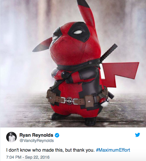 43cea266 Ryan Reynolds to Play the Titular Detective Pikachu | Marvel ...