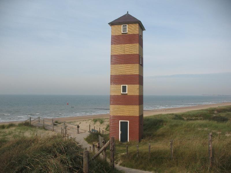 #Lighthouse - #Vuurtoren Dishoek - Zeeland, #Netherlands   -   http://dennisharper.lnf.com/