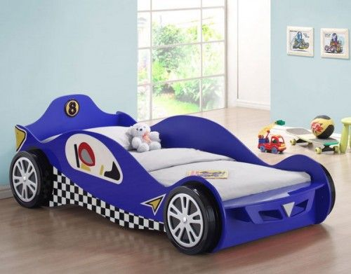 55 Cool Car Beds For A Stylish Kids Room Car Bed Kids Car Bed