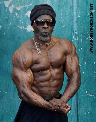 We All If Not Most Know Who Robby Robinson Is Also Known As The Black Prince Of Bodybuilding During His Years As Old Bodybuilder Bodybuilding Body Builder
