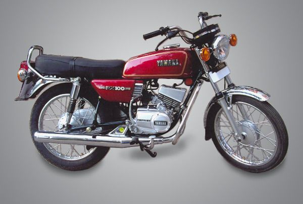 My Uncle Old Bike In Late 70 S And Still In My Garage Yamaha