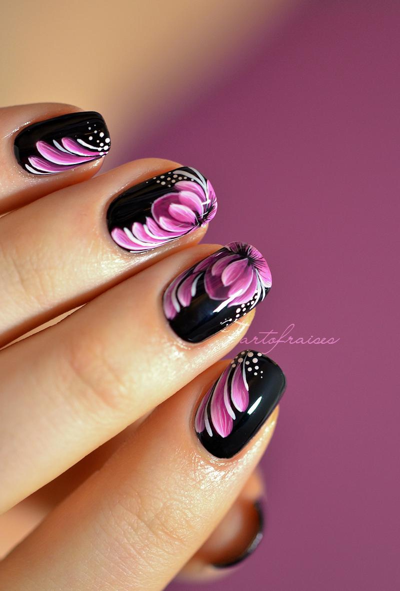 Tartofraises Nail Nails Nailart Diy Nails Nail Art