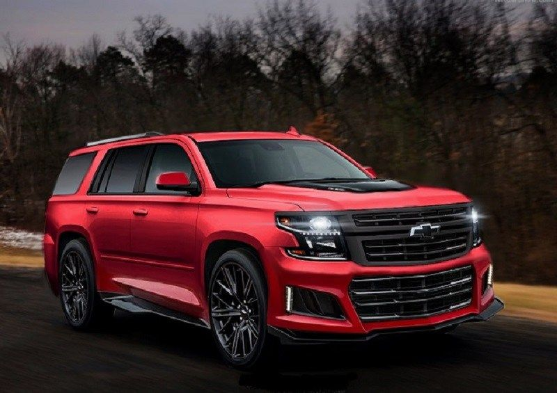 Redesign Details What Will The 2020 Chevy Tahoe Look Like