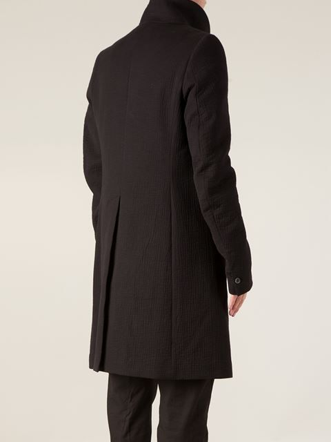 Shop Poème Bohémien high neck coat in L'Eclaireur from the world's best independent boutiques at farfetch.com. Over 1000 designers from 300 boutiques in one website.