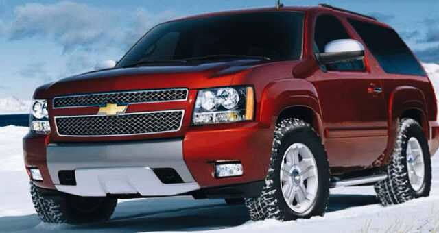 The 2017 2018 2door Chevy Tahoe Chevy Answered My Dreams