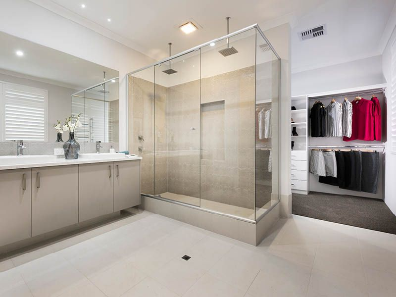 Beautiful Bathrooms Perth the cypress © ben trager homes | perth display home | master