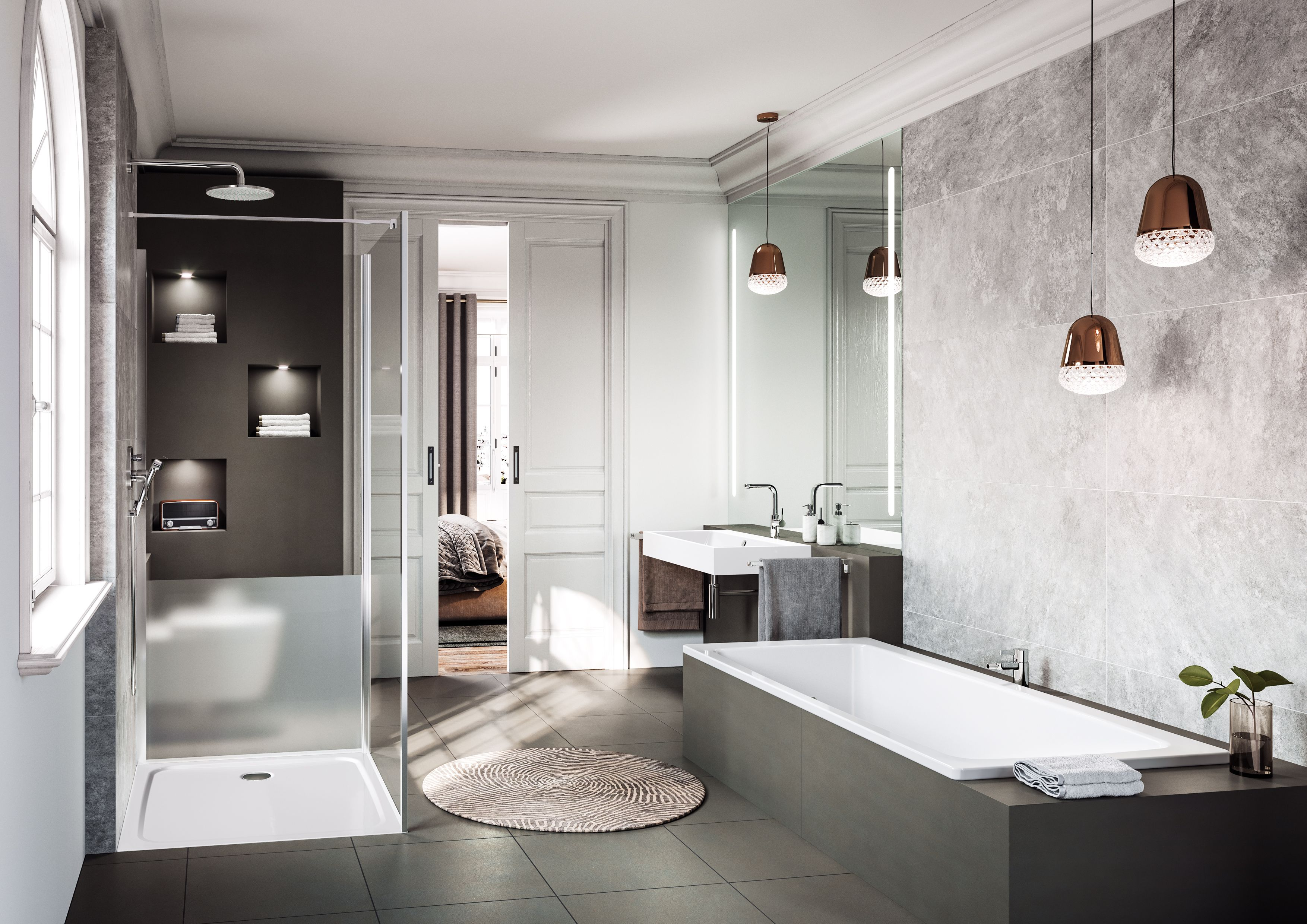 Badezimmer Ideen Altbau In 2020 Home Home Decor Decor
