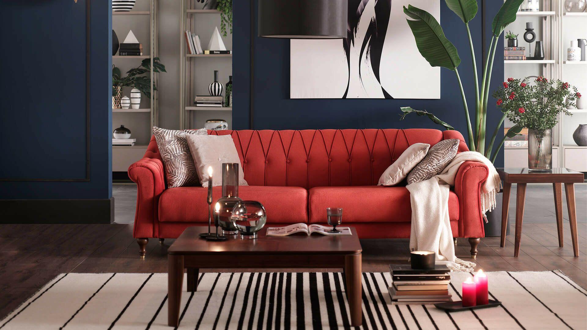 Dogtas Laura Uclu Yatakli Sandikli Koltuk Mobilya Decoration Homedecoration Furniture 2020 Ev Dekoru Dekor Mobilya