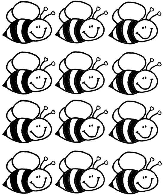 Worker Bees Crafts And Worksheets For Preschool Toddler And