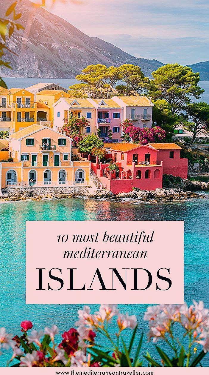 Photo of 10 Most Beautiful Islands in the Mediterranean   The Mediterranean Traveller