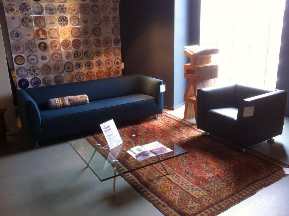 Gelderland bank en fauteuil 4800 design henk vos for Bart vos interieur