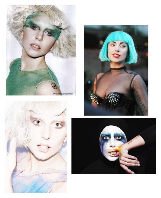 """Lady Gaga"" by ladygagafashion ❤ liked on Polyvore"
