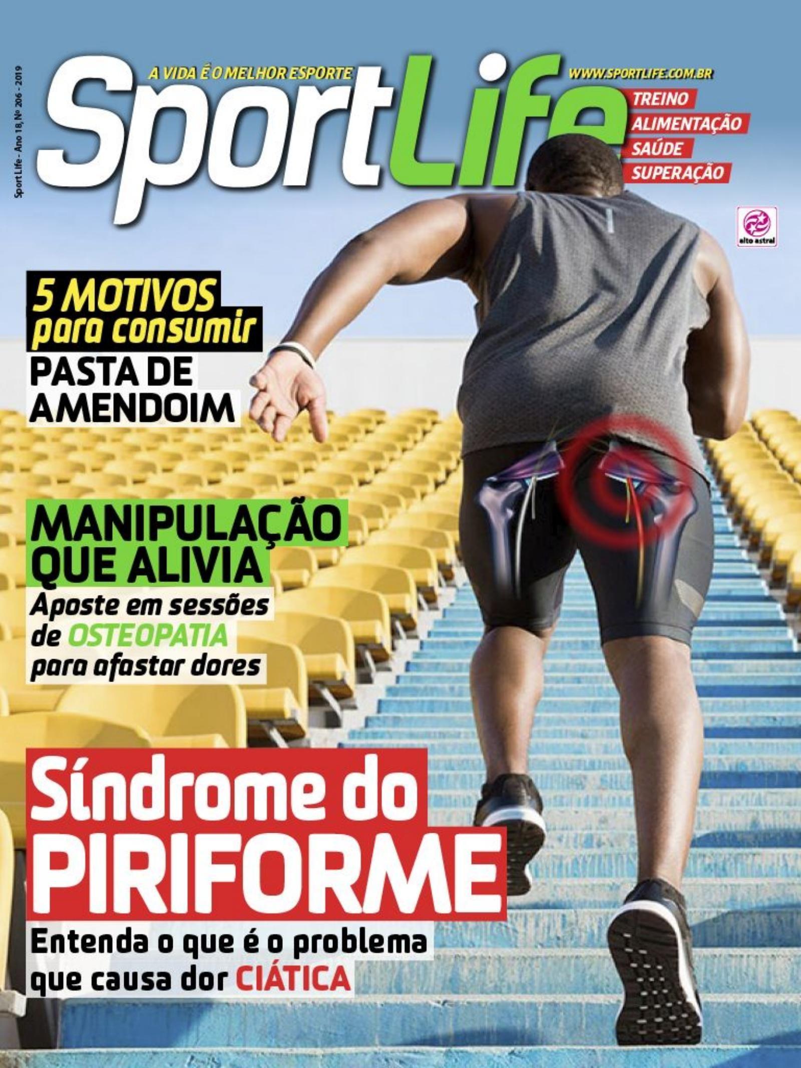 REVISTA Sport Life Edição 206 (Maio 2019) ( PDF