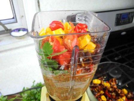 moruga scorpion pepper sauce