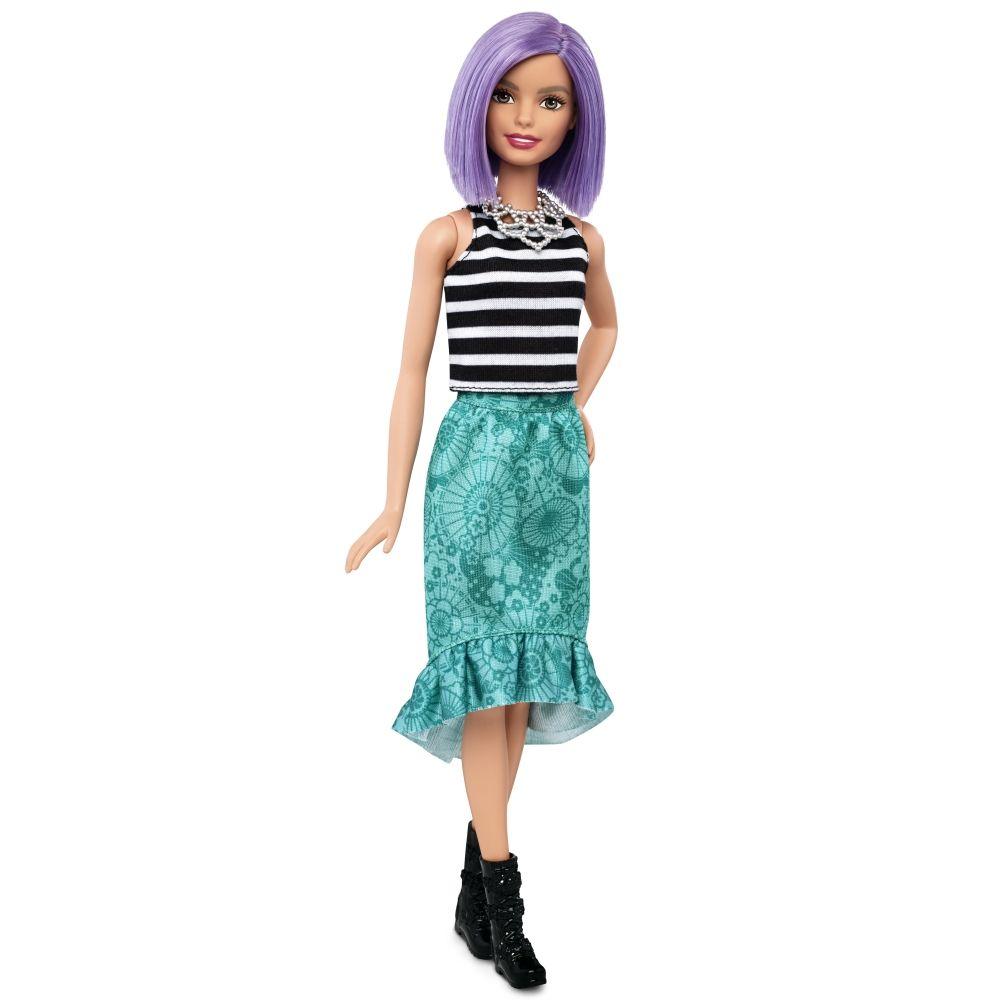 Barbie® Fashionistas™ Doll 18 Va-Va-Violet - Original - Shop.Mattel ...