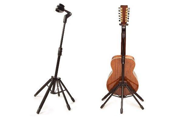 Soporte de guitarra con cinco patas, estrella de mar,por [diseño RKS] Tuvie | http://www.tuvie.com
