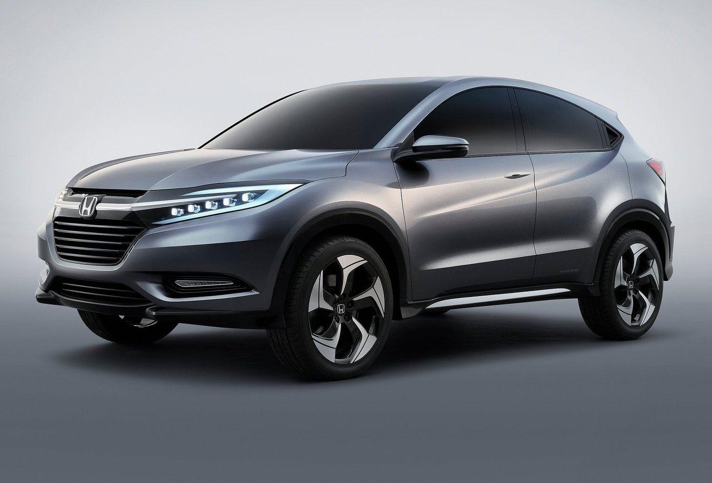 Honda urban suv 2013