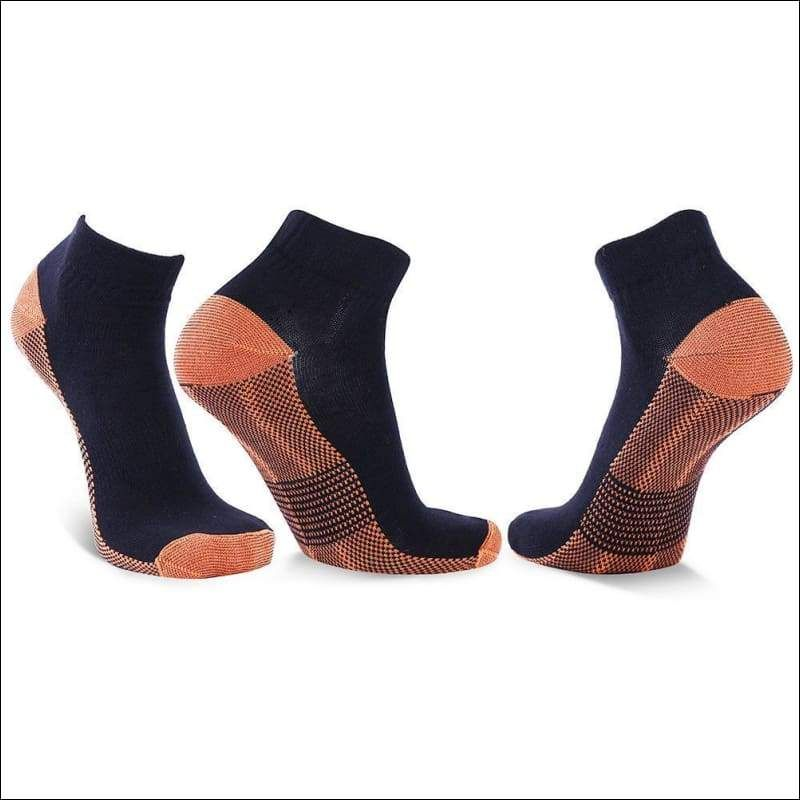 Copperinfused compression socks fit media recreation